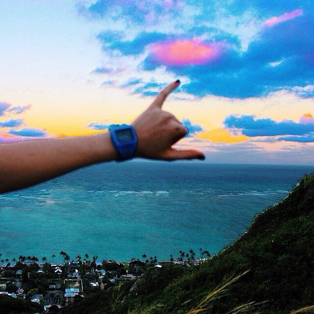 All within reach.  The Lodown S, tagged #nixon by @lizzzdla.  Do you have Nixon gear? Tag yours for a chance to be featured, too. #thelodowns