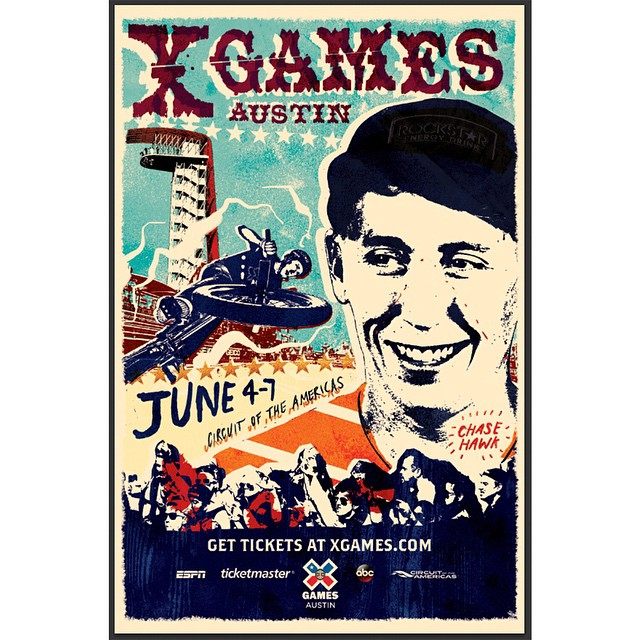 ICYMI: #XGames Austin will be contested June 4-7, 2015 at @cota_official!  Click the link on our profile page to check out the two new disciplines.