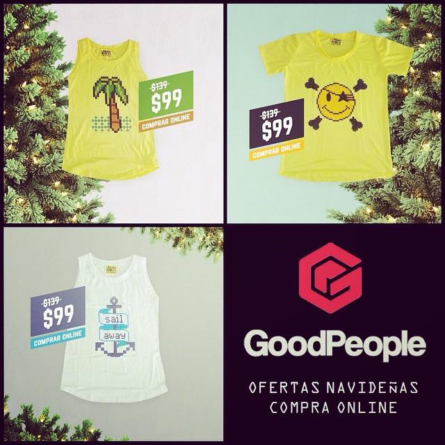Compra online, nos sumamos a las ofertas navideñas junto a @goodpeoplearg