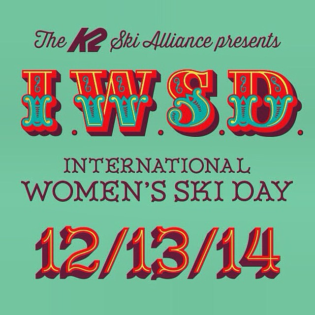 Excited for #IWSD tomorrow at @sugarbowlresort! The 16 inches of new snow they received last night is definitely going to come in handy for a ladies shred fest. See you at 10 and 12 at the Mt. Lincoln Express! #skiing #snowboarding #sisterhoodofshred
