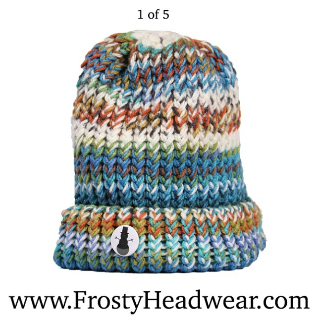 #FrostyFridays Series 11 is a limited release presenting a 1 of 5 collection. Once all 5 hats have sold out it will expire from www.frostyheadwear.com⛄️All knitted hats being released this winter are #MadeinMinnesota #FrostyHeadwear...