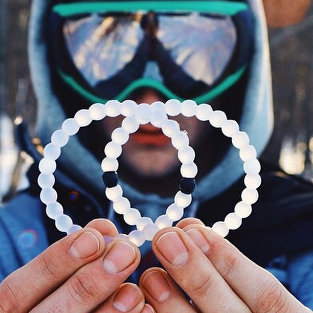 Taking a quick break before tearing up the mountains!  #livelokai  Thanks @carson989