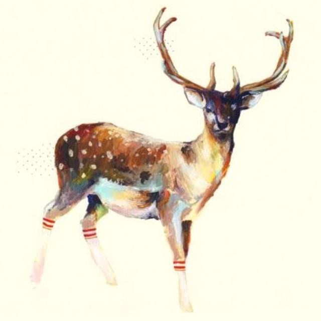 Oh deer #allswell
