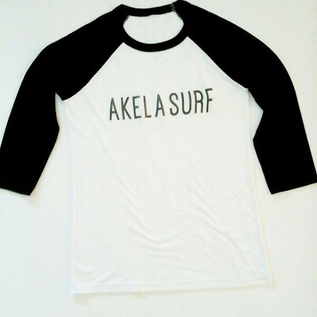 #AkelaSurf Baseball  Ts