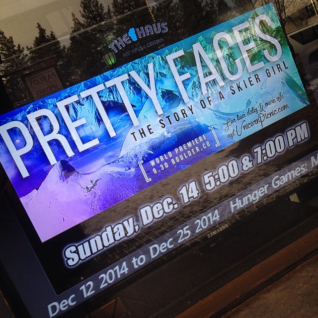 It's show time! Doors are open for the #TahoeCity premier of #PrettyFacesMovie. Still a few tickets left at the door. Get here early to grab a seat and come thirsty!
