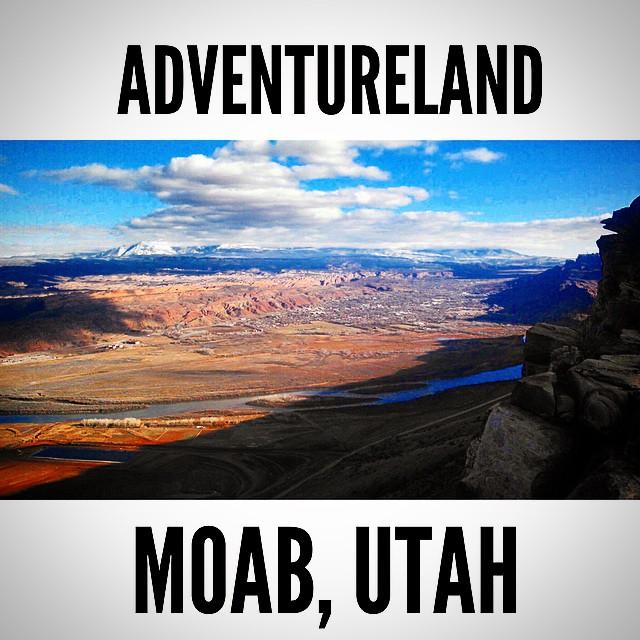 #Adventureland #moab #utah