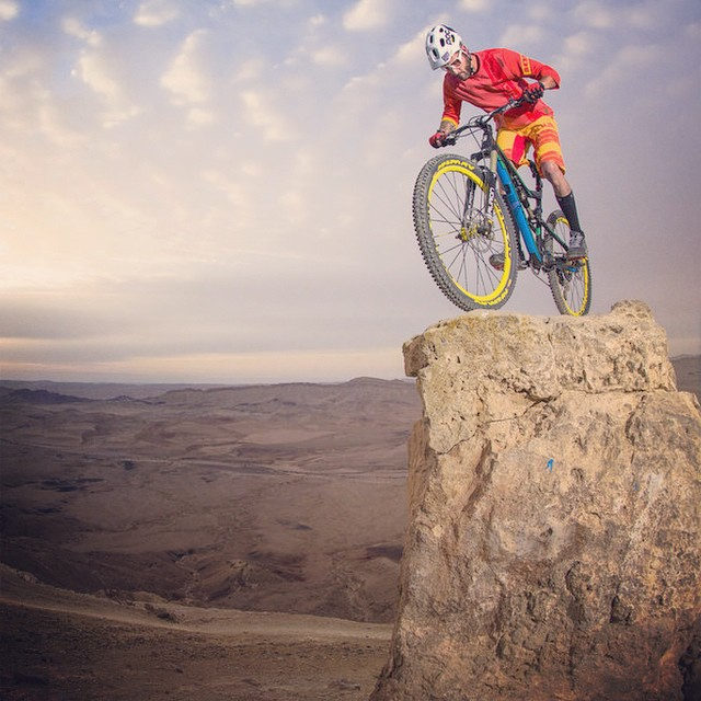 Rock solid. Riding Israel, Lost in the Holy Land #davidcachon #mtb