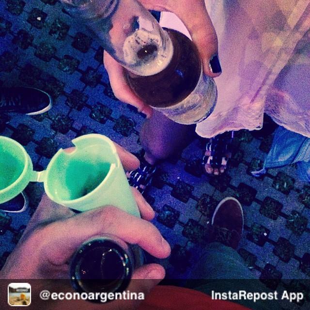 Repost from @econoargentina via @igrepost_app, it's free! Use the @igrepost_app to save, repost Instagram pics and videos, Gracias amigos de @reefargentina por invitarnos a su fiesta de 20 años y tener en cuenta el tratamiento de residuos en sus...