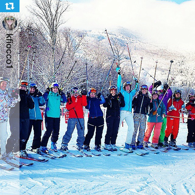 Thanks to everyone who joined in for International Women's Ski Day this weekend! The pictures are amazing! #Repost @kfiocco1 with @repostapp.