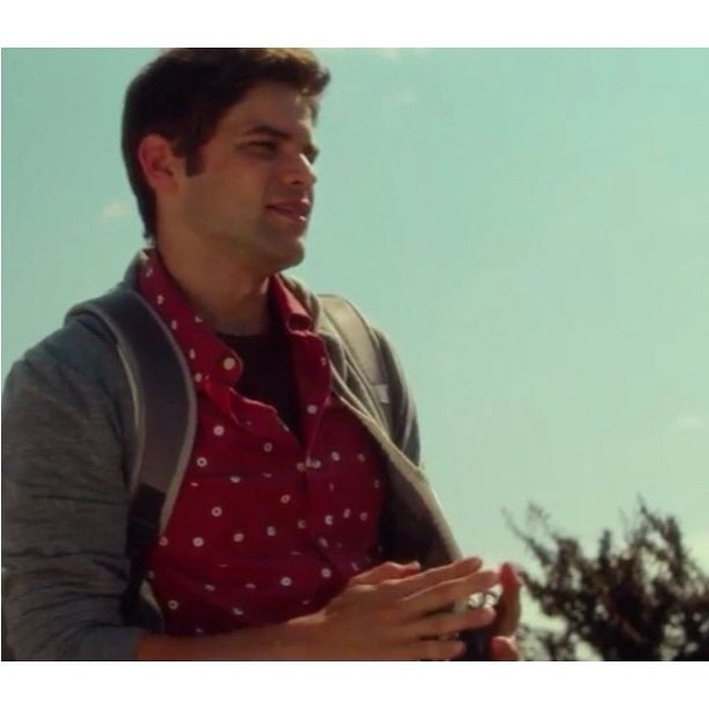 Can't wait to see @JeremyMJordan rocking our Triblend Hoodie on the big screen {+ all the singing}!