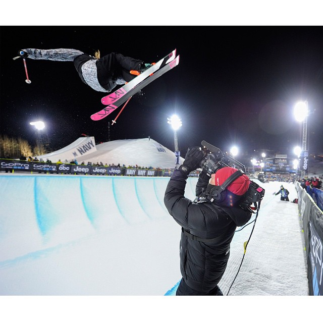 Coverage of #XGames Aspen 2015 is expected to reach 215 countries and territories throughout the world.