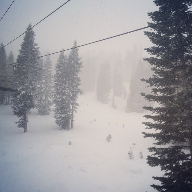 Where are you riding today? #northstar #snow #tahoe  #getsome #thrivesnowboards