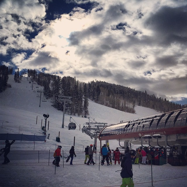 Happy Opening Day from Beaver Creek!  Great first day with the team and wonderful conditions for our guests! #bcopening