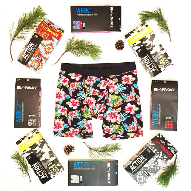 LAST DAY to order MyPakage online to get it in time for Christmas - tag your wife, girlfriend, friend, family member, Santa, if you want some of the best underwear in the world for #Christmas #GiftIdeas #BestGiftEver