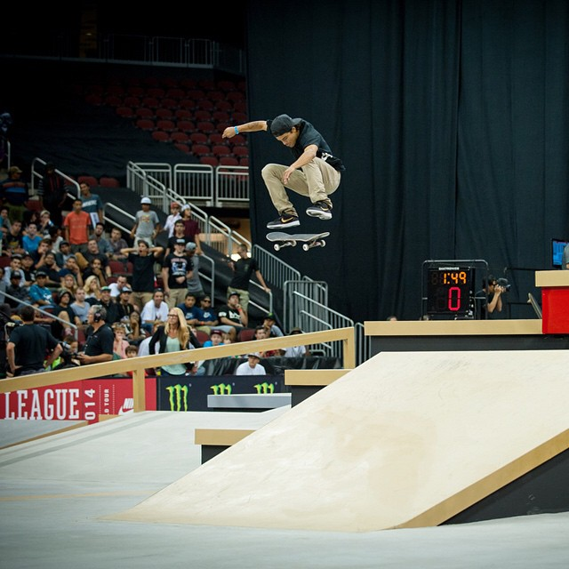 Do you want to see a @streetleague course designed by @prod84 or @toreypudwill?  Vote for your favorite skater from the 2014 contest series before midnight PST on streetleague.com or @streetleague.