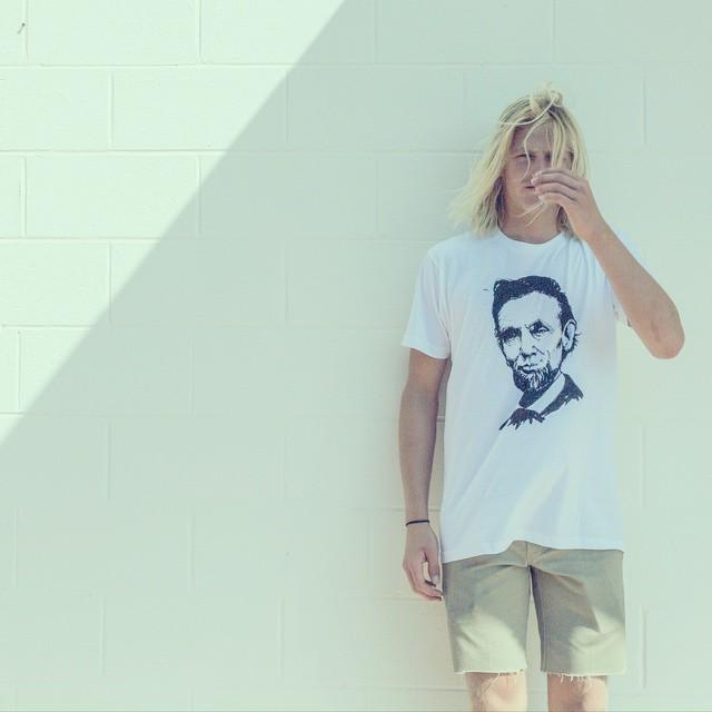 @kaielliceflint in the Gary Burbank Big Face PC @pratiksuketu #lovematuse