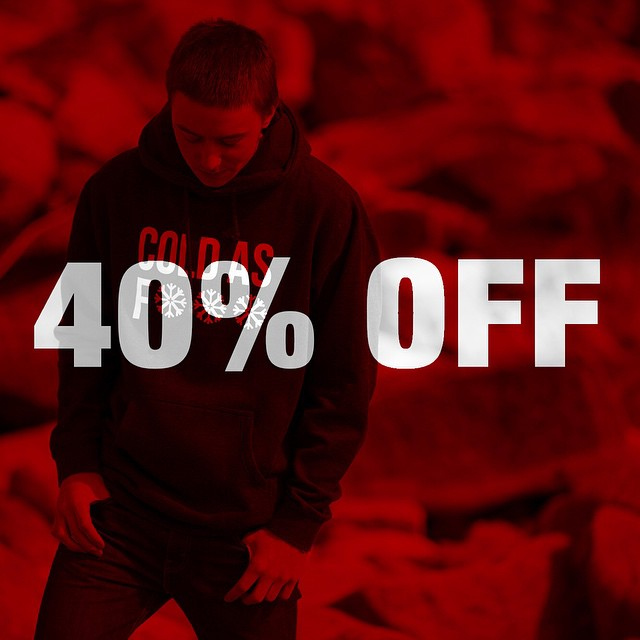 The COLD AS F*** Hoodie. So cold but yet so warm. Don't wear it to Grandma's house though. She just doesn't get it. Splash Sale Price: $36! Use Code: 'HolidaySale40'  Order now directly through Instagram (limited supply). Complete these quick...