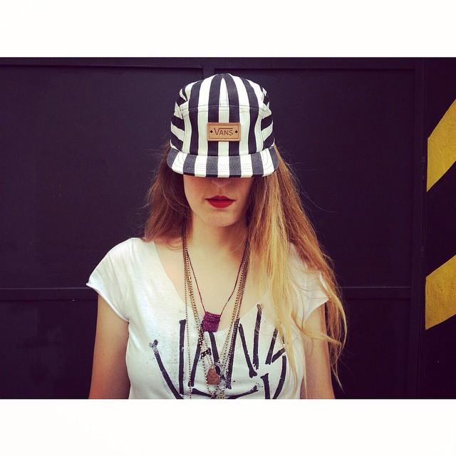#VansGirls @esoesmuyflora