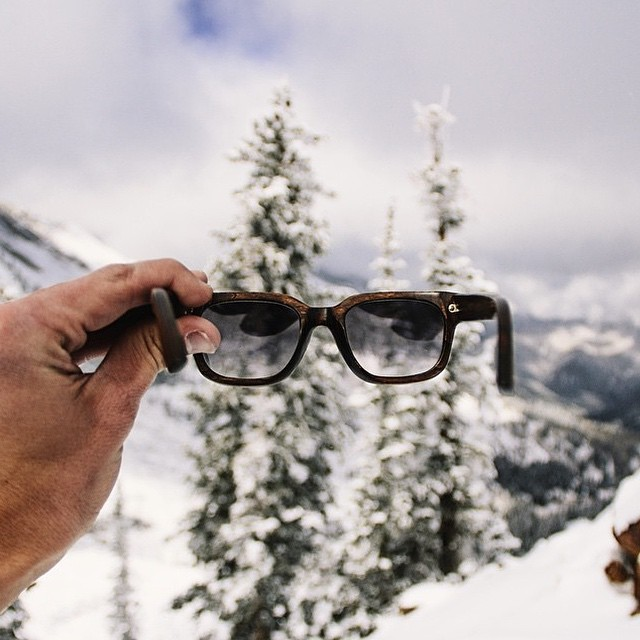 Winter #throughglasseyes by @andadki  Crossing our fingers for a white Christmas in Boise, ID // What about you?