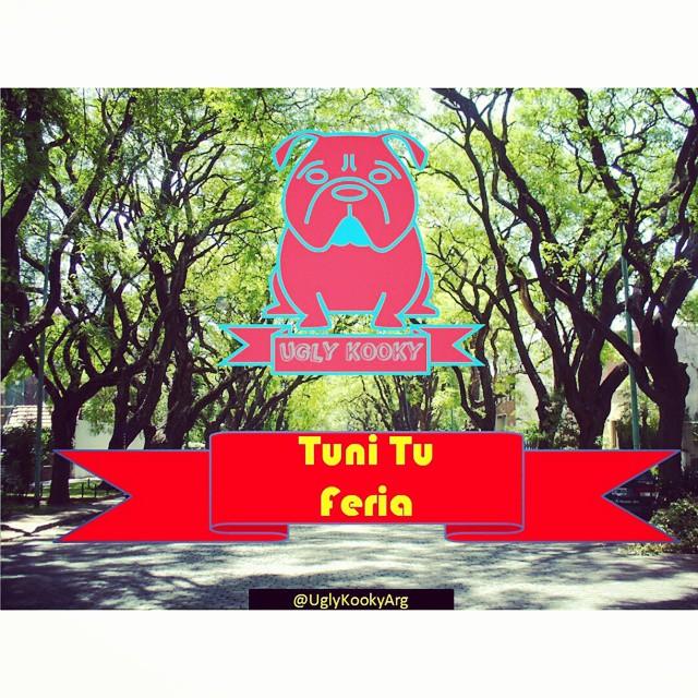 LOS ESPERAMOS A TODOS EL 19-12 Y EL 21-12 DESDE LAS 17hs A LAS 21hs EN TUNI TU FERIA. UNA FERIA CON MUCHISIMA ONDA CON PARTICIPACIÓN DE OTRAS MARCAS AMIGAS , UBICADA EN LA PAMPA 3799 AL ( CORAZÓN DE BELGRANO R ) AQUÍ ENCONTRARAN PRODUCTOS TOTALMENTE...
