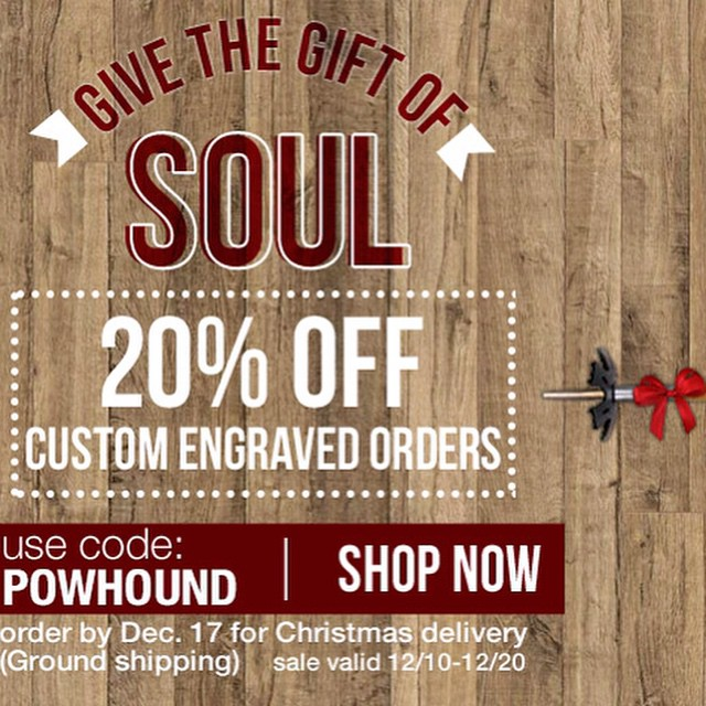 Last chance for ground shipping is TOMORROW!  Don't miss the opportunity to save on shipping while scoring the perfect gift for the skier/hiker in your life -> www.soulpoles.com | #plantyoursoul