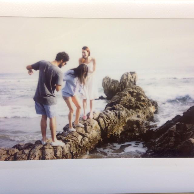 Risky business #summer #polaroids #Paezshoes