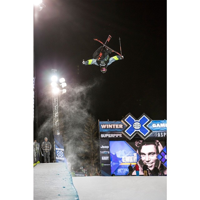 """I am really excited for #XGames.  I feel really good, and I'm definitely going for a pipe podium at ❌.""-@guskenworthy"