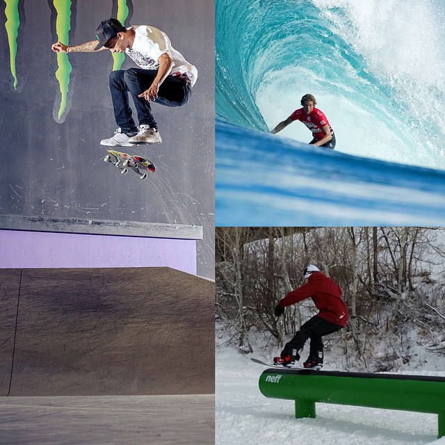 We will debut three original video parts on our Dec. 27 World of X Games Video Premiere Show.  Click the link on our profile page to check out XGames.com's preview gallery. #XGPremiere
