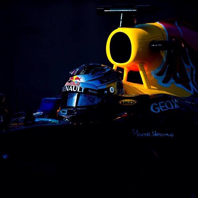 Congrats Sebastian Vettel on winning International Racing Driver of the Year! Photo by Vladimir Rys