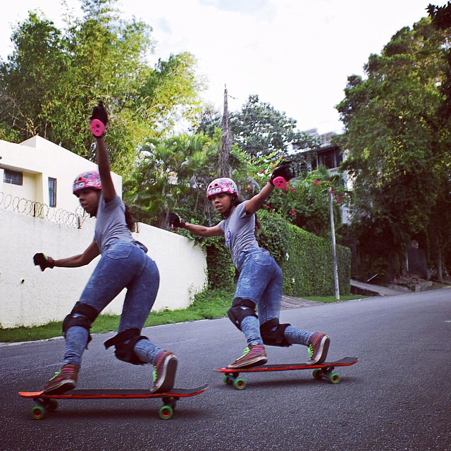 Give us this day our daily shred @pamdiazz pic @miguelcabreja #keepitholesom