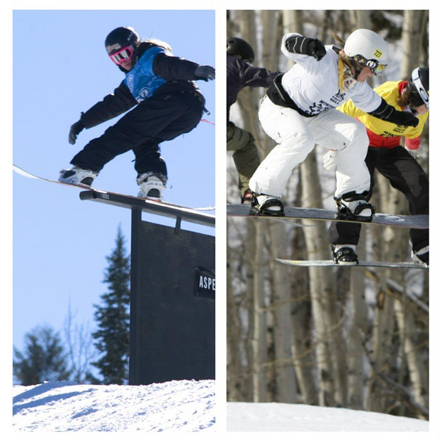 #TBT – In 2007, Jamie and Joanie Anderson became the only siblings to ever win gold at the same #XGames.