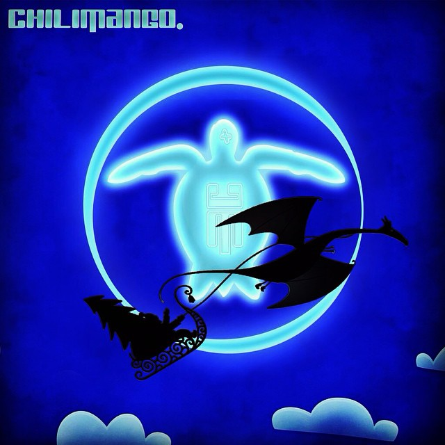 #chilimango #feliznavidad #felizaño #merrychristmas #surf #surfstyle #stylelife #creatividad  La imaginación no tiene límites...
