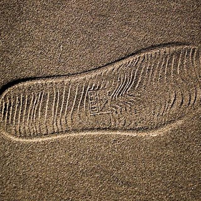 Ondulaciones en la arena.- #soul #sand #sun #shoes #reef