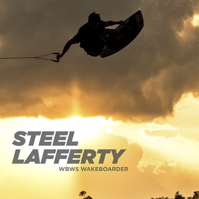 We're stoked to sponsor @steellafferty! He's ranked Top 3 in the world, and is a multiple National & Masters Champion! Welcome Steel to the family! Get Steel's Custom Triple Set by clicking the link in our bio • #ThisIsMyBeach #LifesABeach #Kameleonz...