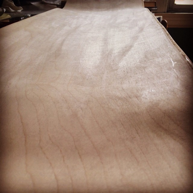 Look alive!  New Downhill wood we are shaping!  #Bonzing #downhill #skateboarding #skateeverything #sanfrancisco #shapers #artists