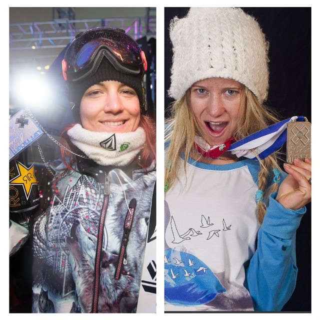 @ElenaHight and @HannahTeter have confirmed that they will compete in Snowboard SuperPipe at #XGames Aspen.