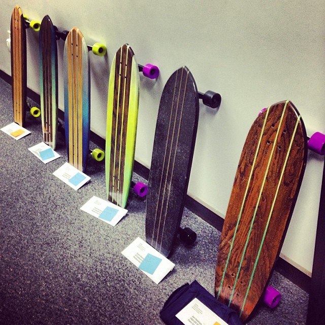 Lots of people took advantage of the sale this weekend. Comment if you see the board you ordered!