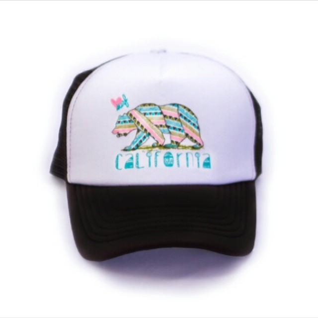 BEAR NECESSITIES #luvsurfapparel #wearthecalidream #bearflag #NECESSITIES
