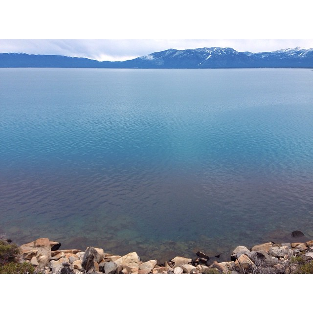 She's got the blues. #thisistahoe #tahoemade