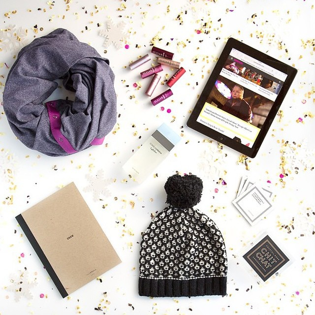 Oh hey @cosmopolitan, thanks for including AllSwell on your holiday wish list #givegoodgift #creativeChristmas