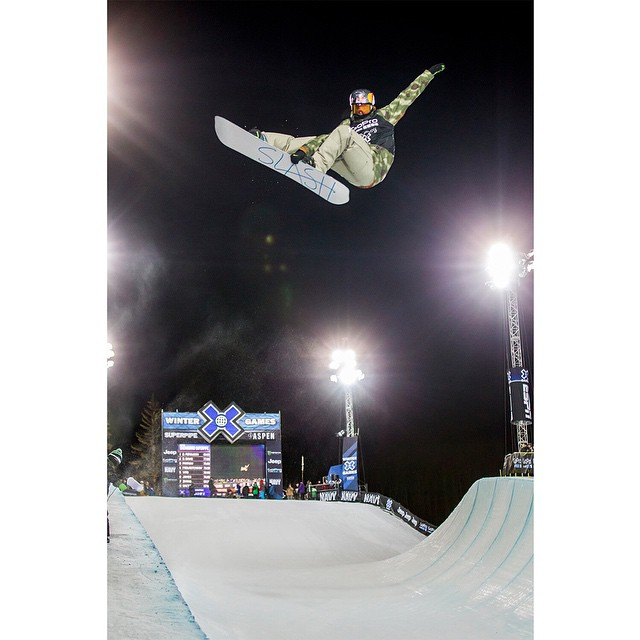2014 #XGames Snowboard SuperPipe bronze medalist @gregbretzz turned 24 years old today.