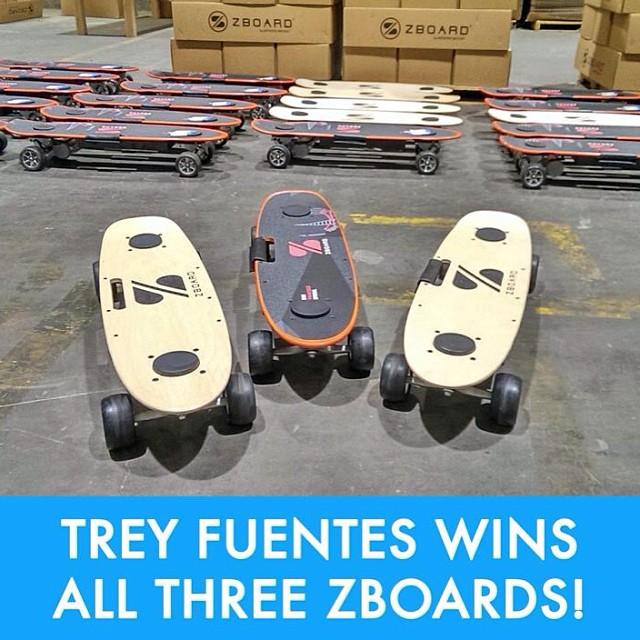 Congrats Trey!!!