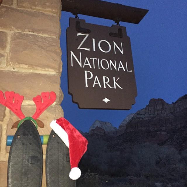 A Minnow Date in Zion. #NetsToGifts #giftsthatmatter #bureoholidayalbum