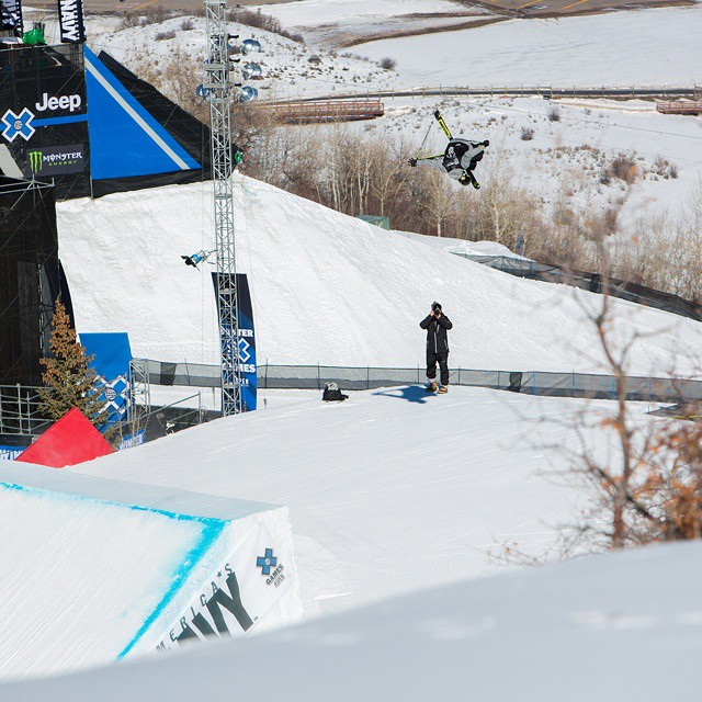 Three-time #XGames Ski Slopestyle competitor @josschristensen turned 23 years old today.