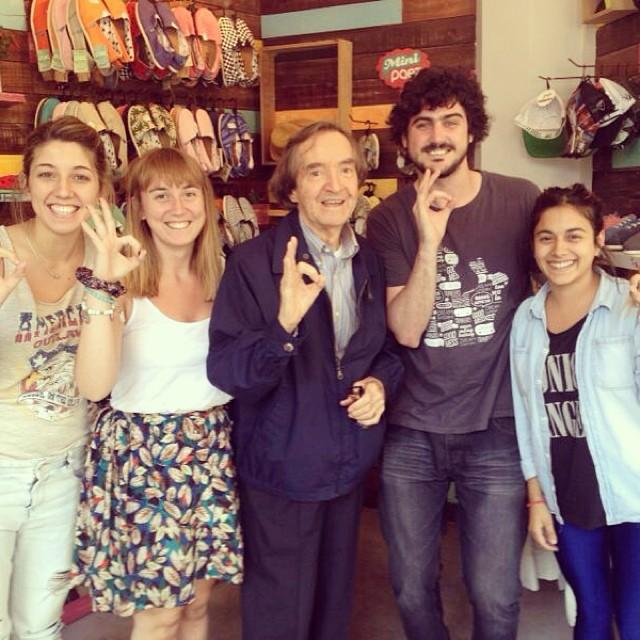 Que gusto tiene la sal? #paez #paezstore #visita #carlitos #bala #gestito #sal #salada #argentina #personaje