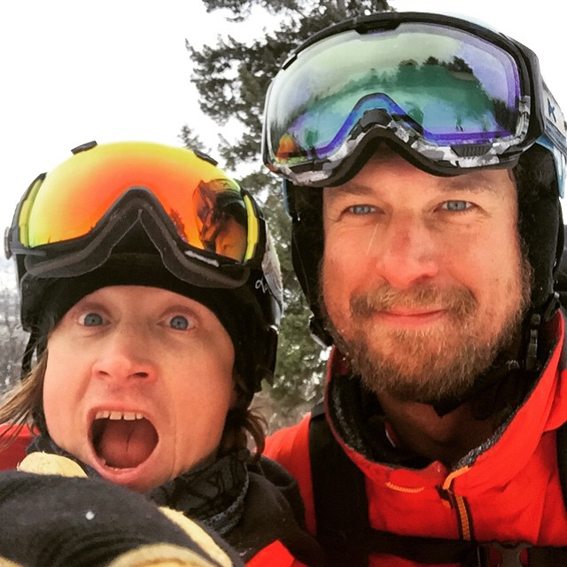 Congrats to @vertical.change for breaking the world record today for most vertical (and most countries, and most continents) shredded by a snowboarder in a single year!!! Over 4.1 million vertical feet, over 900,000 feet in the last two weeks!  Super...