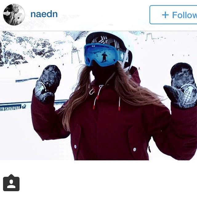 @naedn is killing it out in Munich.  Post where you're riding your Grenade Gloves and we'll repost it!