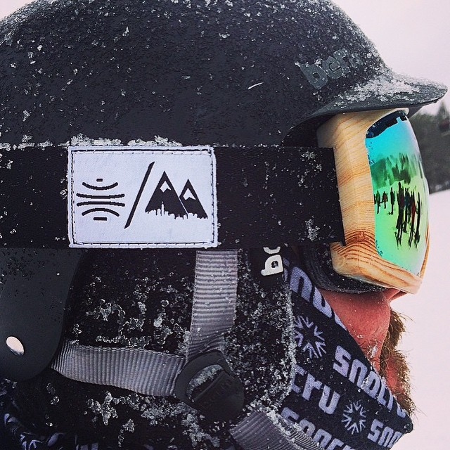 Thank you @ovrride and all our riders for believing in Bosky and our new goggles made from natural and recycled materials ! #WorldSnowboardDay #snowboarder #goatworthy