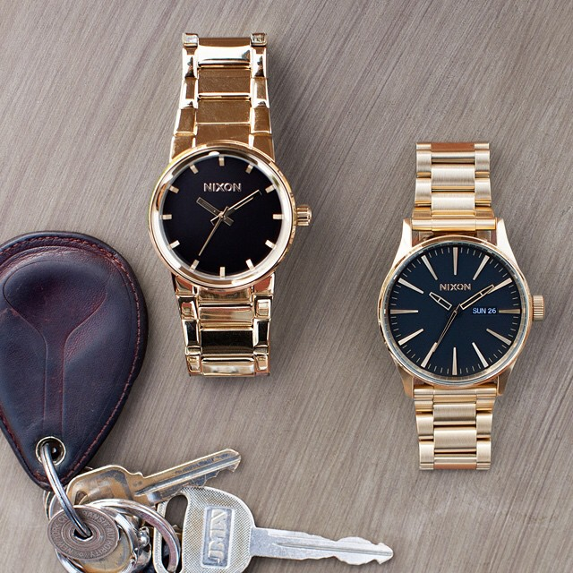 Last chance.  Get your gifts with free (yes, FREE!) overnight shipping, which means your Nixon will arrive by Christmas and no one will be the wiser.  Get gifting with free shipping now until 1PM PST on nixon.com (link in bio: @nixon_now), please check...