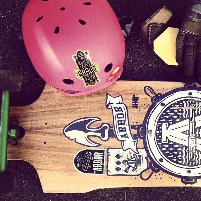 What @taratatethegreat is riding #xshelmets #forgirlswhoshred #downhill #skatebikeboardski #longboarding